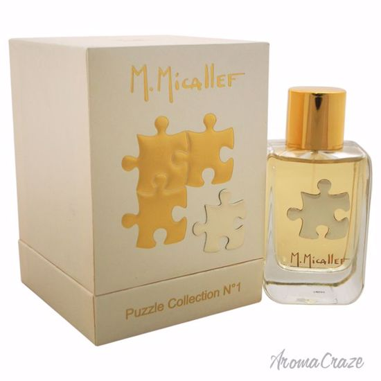 M. Micallef Puzzle No.1 EDP Spray for Women 3.3 oz