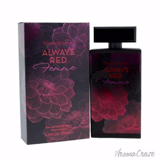 Elizabeth Arden Always Red EDT Spray for Women 3.3 oz