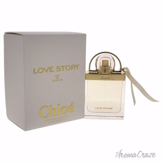 Parfums Chloe Love Story EDP Spray for Women 1.7 oz