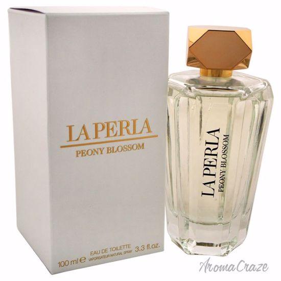 La Perla Poeny Blossom EDT Spray for Women 3.3 oz