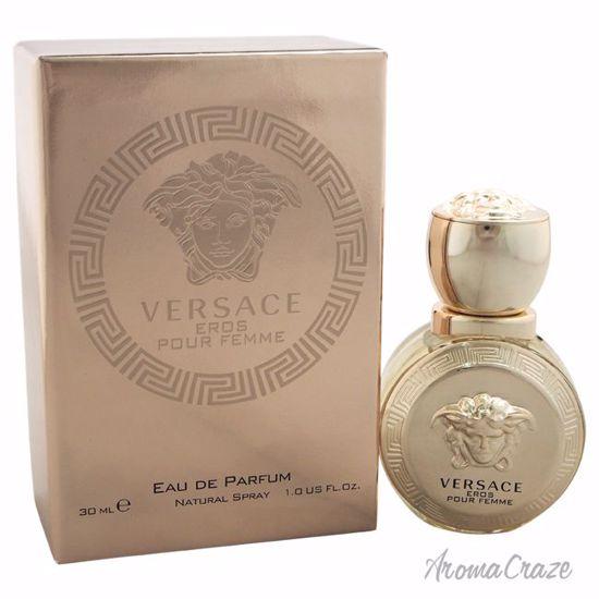 Versace Eros Pour Femme EDP Spray for Women 1 oz