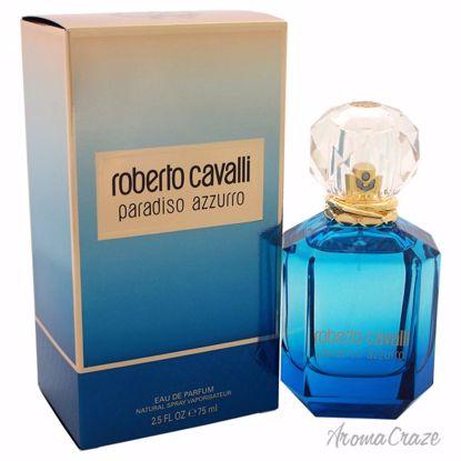 Roberto Cavalli Paradiso Azzurro EDP Spray for Women 2.5 oz