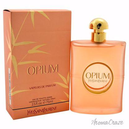Opium by Yves Saint Laurent Vapeurs De Parfum EDT Legere Spr