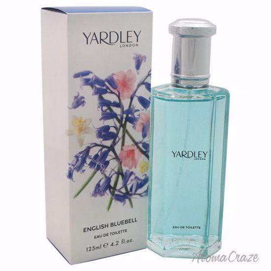 Yardley English Bluebell EDT Spray for Women 4.2 oz