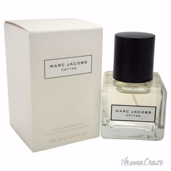 Marc Jacobs Cotton EDT Spray for Women 3.4 oz