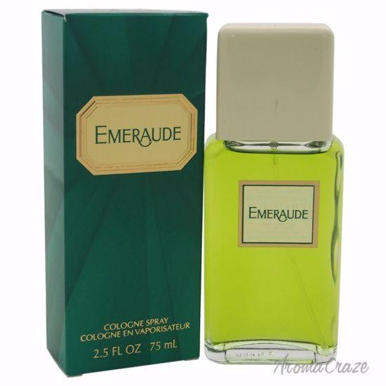 Coty Emeraude Cologne Spray for Women 2.5 oz
