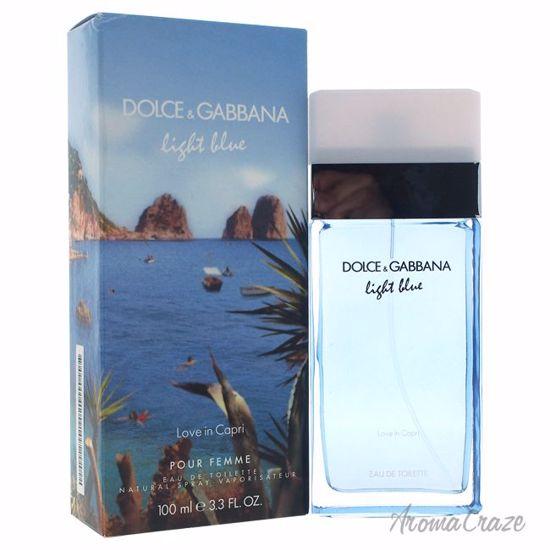 Dolce & Gabbana Light Blue Love in Capri EDT Spray for Women