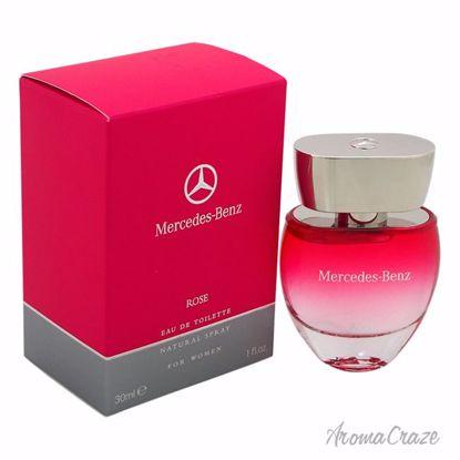 Mercedes-Benz Rose EDT Spray for Women 1 oz