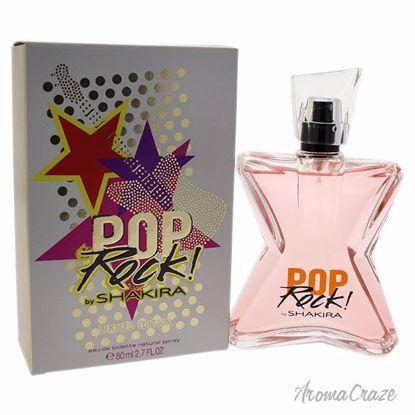 Shakira Pop Rock EDT Spray (Limited Edition) for Women 2.7 o