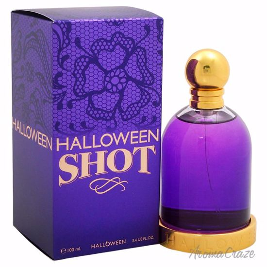 Halloween Perfumes Halloween Shot EDT Spray for Women 3.4 oz