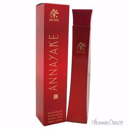 Annayake Matsuri EDT Spray for Women 3.4 oz