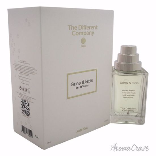 The Different Company Sens & Bois EDT Spray (Refillable) for