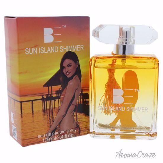 Bodevoke Sun Island Shimmer EDP Spray for Women 3.4 oz