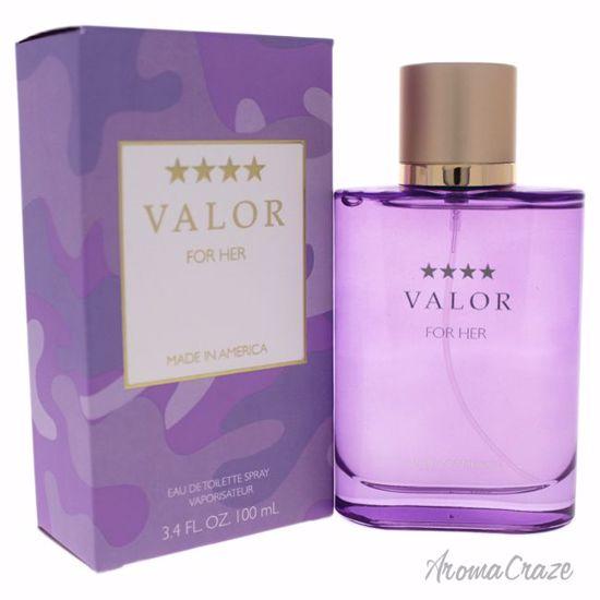 Dana Valor EDT Spray for Women 3.4 oz