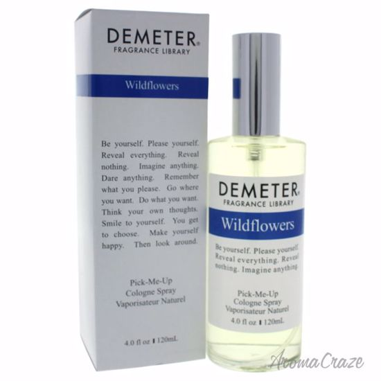 Demeter Wildflowers Cologne Spray for Women 4 oz