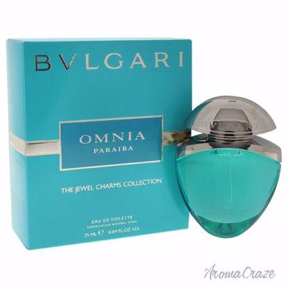 Bvlgari Omnia Paraiba EDT Spray for Women 0.84 oz