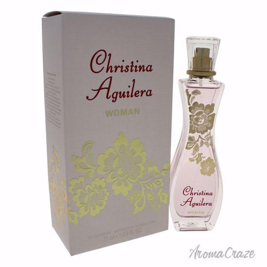 Christina Aguilera Woman EDP Spray for Women 2.5 oz
