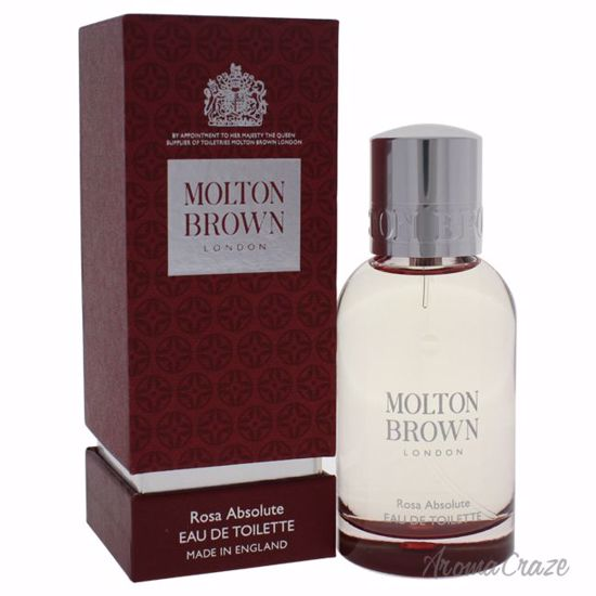 Molton Brown Rosa Absolute EDT Spray for Women 1.7 oz