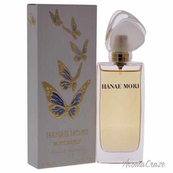 Hanae Mori Butterfly EDP Spray for Women 1.7 oz