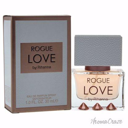 Rihanna Rogue Love EDP Spray for Women 1 oz