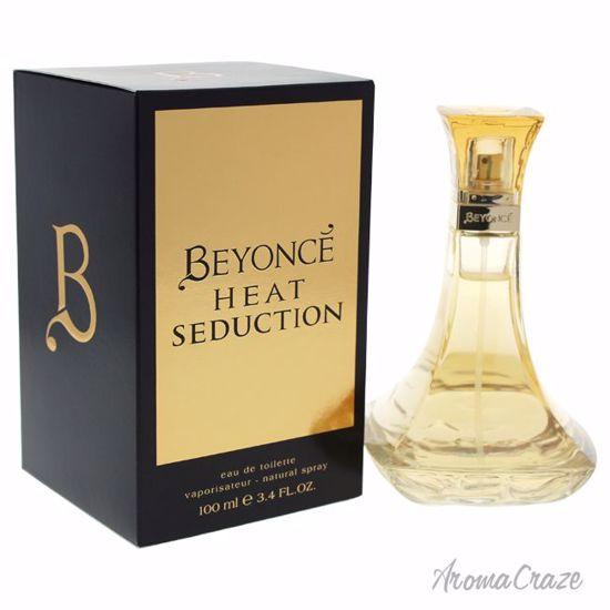 Beyonce Heat Seduction EDT Spray for Women 3.4 oz