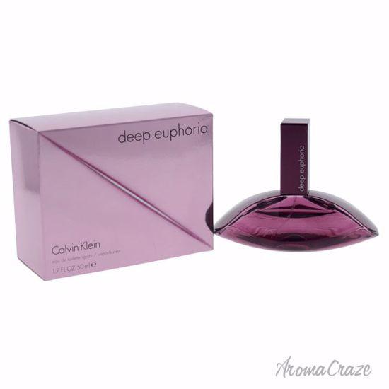 Calvin Klein Deep Euphoria EDT Spray for Women 1.7 oz