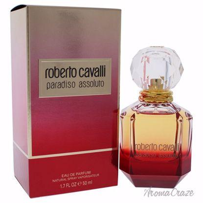 Roberto Cavalli Paradiso Assoluto EDP Spray for Women 1.7 oz