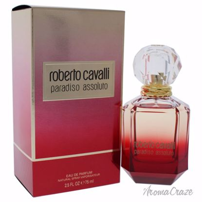 Roberto Cavalli Paradiso Assoluto EDP Spray for Women 2.5 oz