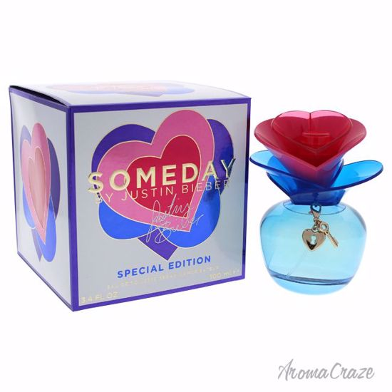 Justin Bieber Someday EDT Spray (Special Edition) for Women