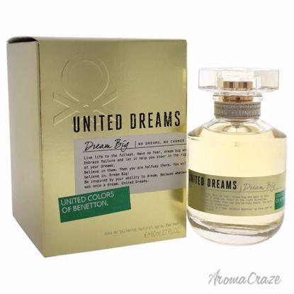 United Colors Of Benetton United Dreams Dream Big EDT Spray