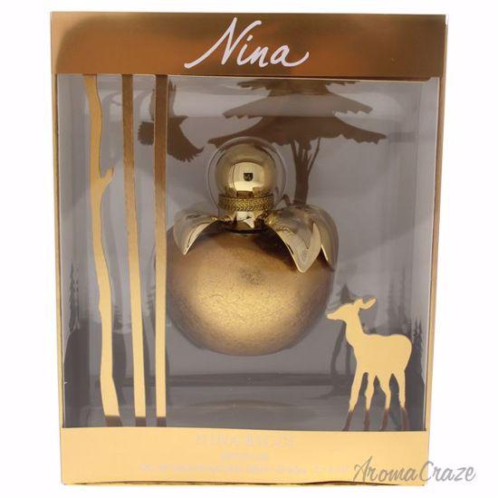 Nina by Nina Ricci Edition Or EDT Spray for Women 2.7 oz