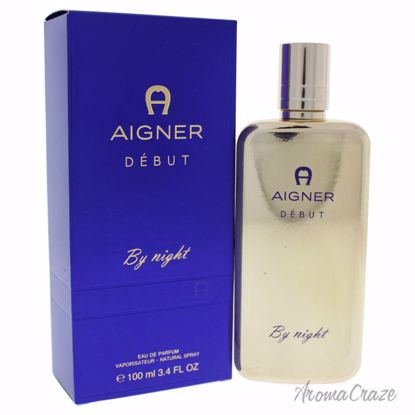 Etienne Aigner Aigner Debut By Night EDP Spray for Women 3.4