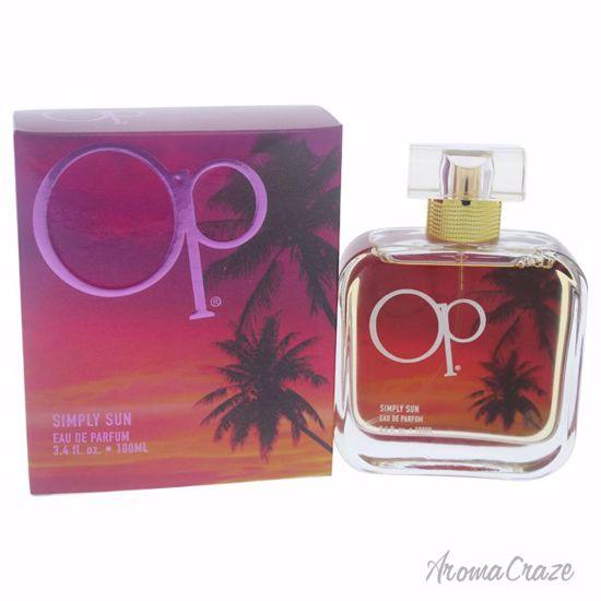 Ocean Pacific Op Simply Sun EDP Spray for Women 3.4 oz