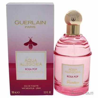 Guerlain Aqua Allegoria Rosa Pop EDT Spray for Women 3.3 oz