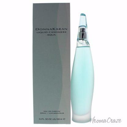 Donna Karan Liquid Cashmere Aqua EDP Spray for Women 3.4 oz