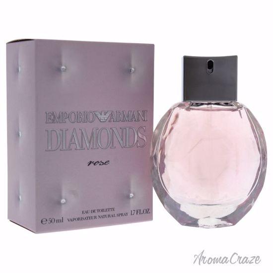 Giorgio Armani Diamonds Rose EDT Spray for Women 1.7 oz