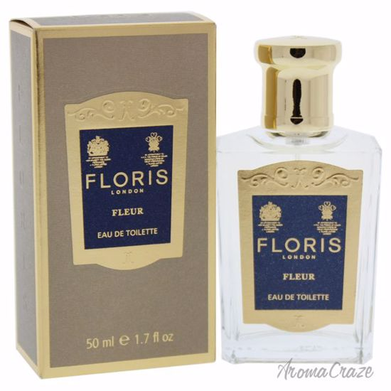 Floris London Fleur EDT Spray for Women 1.7 oz