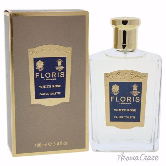 Floris London White Rose EDT Spray for Women 3.4 oz