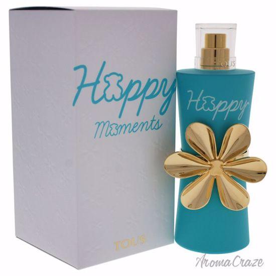 Tous Happy Moments EDT Spray for Women 3 oz