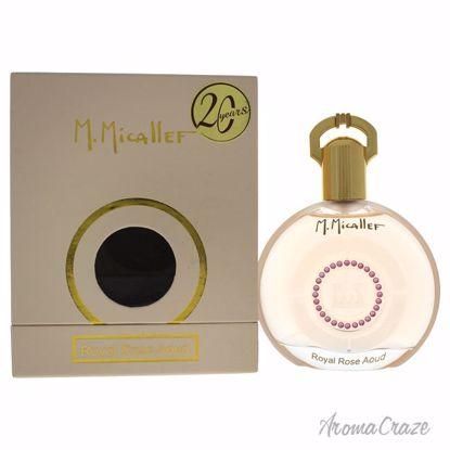 M. Micallef Royal Rose Aoud EDP Spray for Women 3.3 oz