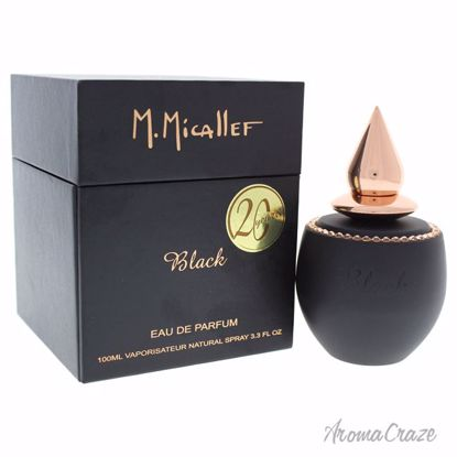 M. Micallef Black EDP Spray for Women 3.3 oz