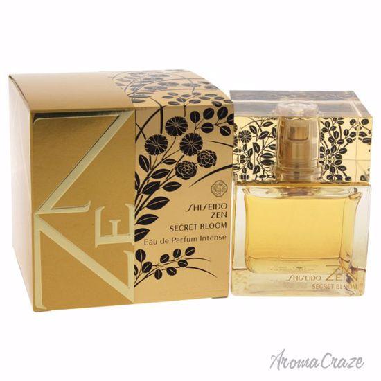 Shiseido Zen Secret Bloom EDP Intense Spray for Women 3.3 oz
