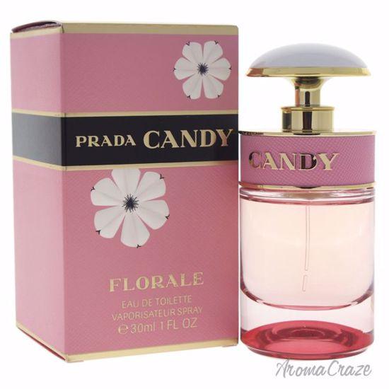 Prada Candy Florale EDT Spray for Women 1 oz