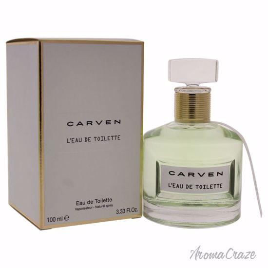 Carven L'Eau De TOilette EDT Spray for Women 3.33 oz