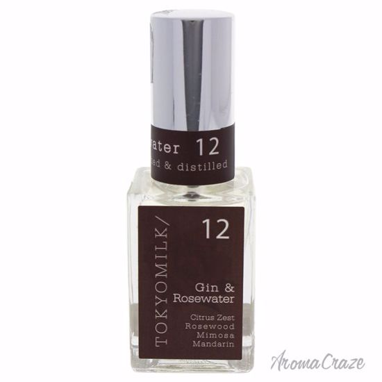 TokyoMilk Gin & Rosewater No. 12 EDP Spray for Women 1 oz