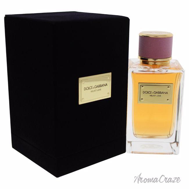 AromaCraze.com - Dolce & Gabbana Velvet Love EDP Spray for Women 5 oz