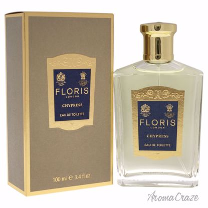 Floris London Chypress EDT Spray for Women 3.4 oz