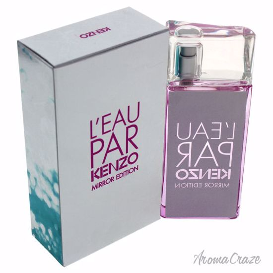 2794abb4 L'eau Par Kenzo By Kenzo Mirror Edition EDT Spray for Women 1.7 oz. Top  Designer Women Fragrance ...