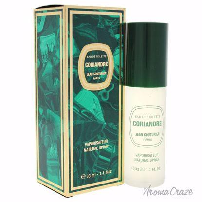 Jean Couturier Coriandre EDT Spray for Women 1.1 oz
