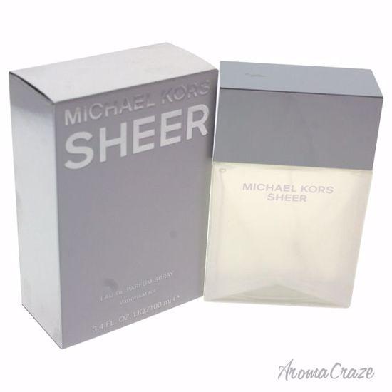 Michael Kors Sheer EDP Spray for Women 3.4 oz